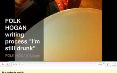 Song Stories pt. 4: I'm Still Drunk