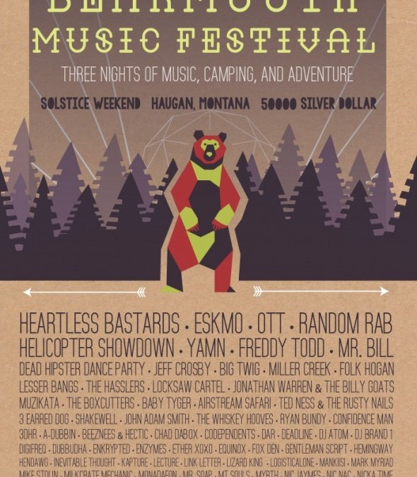 Bearmouth Music Festival Presale Tickets