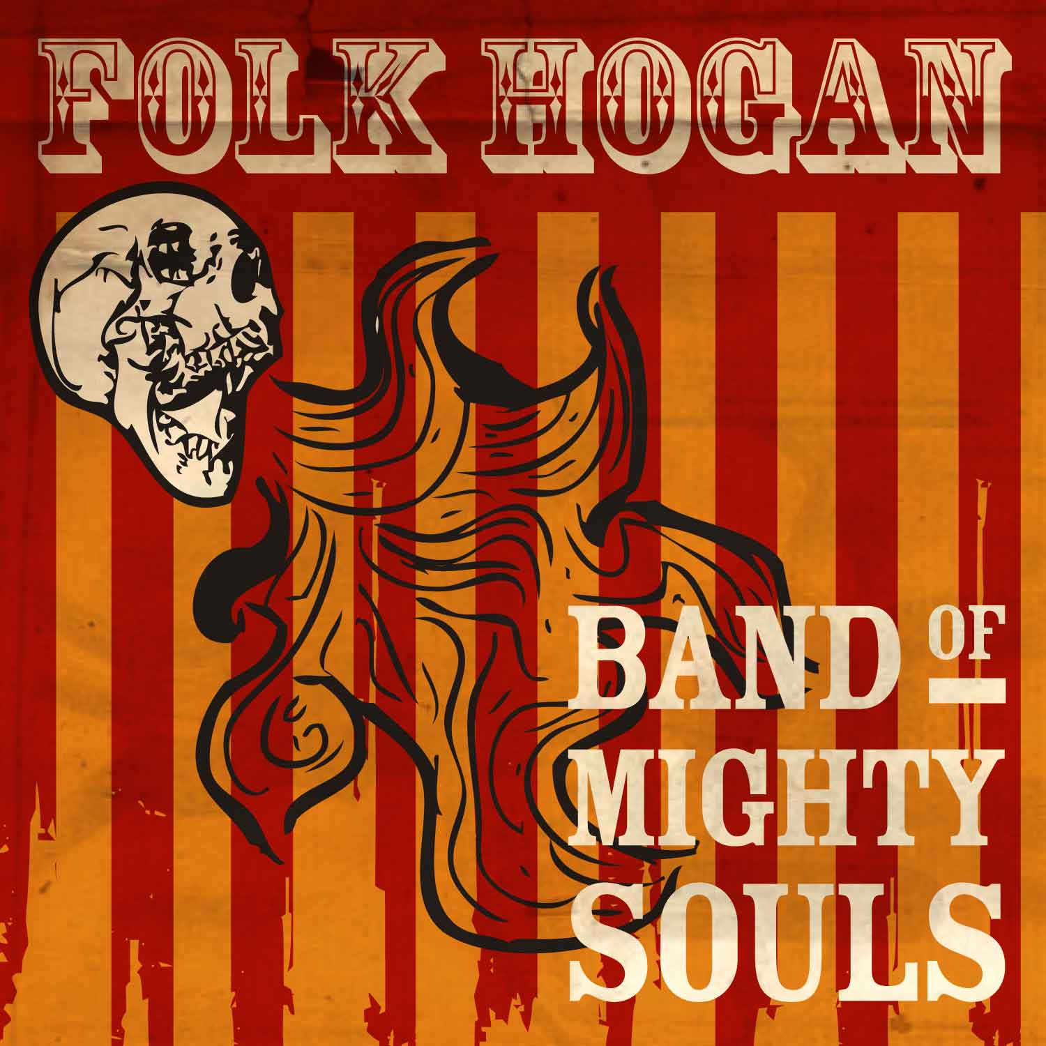 Band of Mighty Souls Album Cover