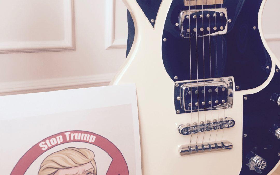 Folk Punk vs Trump